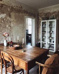 59 best rustic dining room design ideas