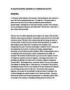 science of sport essay course bachelor essay in sports science idrsa2900 ntnu