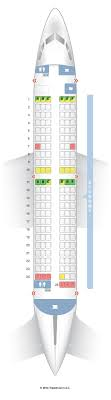 Boeing 737 700 Winglets Seating Chart Seatguru Seat Map Sas Seatguru