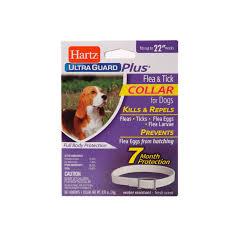 Hartz Ultraguard Plus Flea Tick Collar For Dogs Hartz