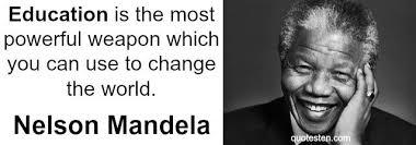 Nelson Mandela Education Quote Cool 48 Inspiring Nelson Mandela Quotes And Sayings Golfian