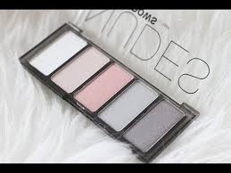 review palette s h m