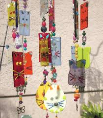 Diy Wind Chimes Handmade Wind Chimes With Waste Material Rocketshotz