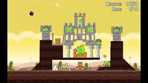 Angry Birds - Mac Game Level 3-21 3 star walkthrough and 3rd trailer -  YouTube