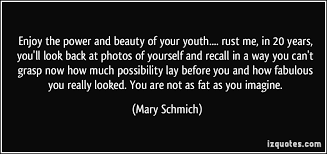 The Beauty Of Youth Quotes Best Of Beauty Quotes About Youth