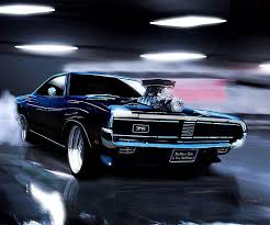 free muscle car wallpaper