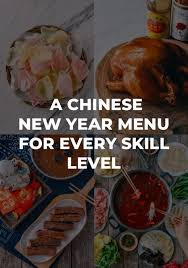 New Year Menu Chinese New Year Menus For All Skill Levels The Woks Of Life