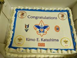 Eagle Party Decorations Katashimas Kimos Eagle Scout Court Of Honor