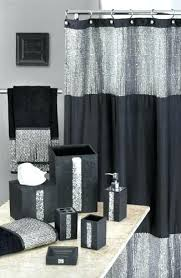 shower curtains set style bathroom ca black shower curtain w sequins shower curtain and rug shower curtains set marvelous bathroom