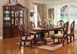 cherry wood dining room table. Delighful Cherry Windham Carved Traditional Formal Dining Room Set Cherry Queen Anne Cherry  Wood Dining Room Set With Wood Table N