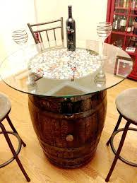 barrel table how to build in 14 unique