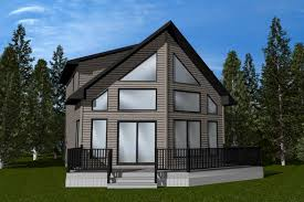 front elevation plan a