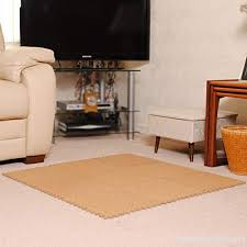 wood effect interlocking foam mats perfect for floor protection garage exercise yoga playroom