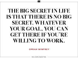 Seize The Day Quotes Extraordinary 48 Oprah Quotes To Help You Seize The Day Reader's Digest
