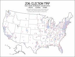 This Might Be The Best Map Of The 2016 Election You Ever See
