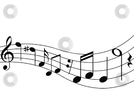 Musical Staff Sign Musical Notes And Staff Stock Vector