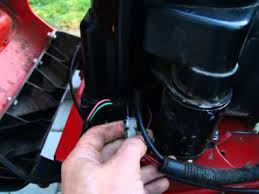 snapper rider wiring explained (sorta) youtube Snapper Rear Engine Diagram Snapper Riding Lawn Mower Wiring Diagram #15