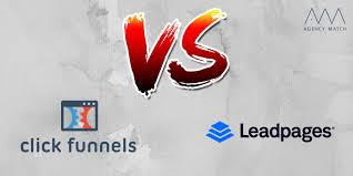 Clickfunnels Sign Up Chart Clickfunnels Vs Leadpages 2018 Review And Comparison