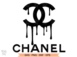 After purchasing your order you will receive a link to download your digital items. Chanel Drip Logo Chanel Dripping Logo Graphic By Roxysvg26 Creative Fabrica Cricut Svg Files Free Svg Files For Cricut Chanel Art Print