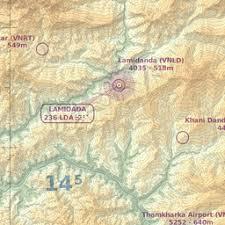 Lukla Approach Chart Lukla Airport Vnlk Lua Airport Guide