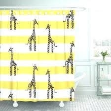bold anemones shower curtain contemporary curtains by