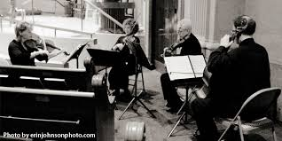 Click subscribe & see their fun b'nai mitzvah surprise appearances! Lake String Quartet Jewish Celebrations