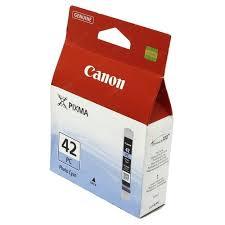 Картридж <b>Canon CLI</b>-42PC (фото-голубой) Голубой (Cyan ...
