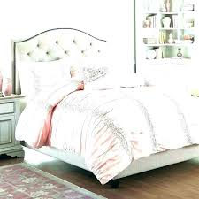 dusty rose bed linen colored duvet cover twin size washed king bedspread bedding by piper wright dusty rose bed