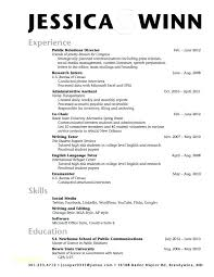 Example Of College Resume For College Application Resume Sample High