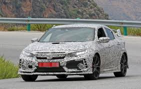 honda type r 2018 usa. contemporary type 2018 honda civic type r spied in spain  with honda type r usa