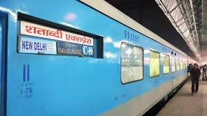 Shatabdi Express Timings Route Timetable List Schedule