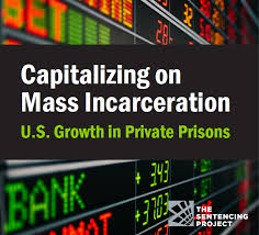 Arizona Sentencing Chart 2018 Capitalizing On Mass Incarceration U S Growth In Private