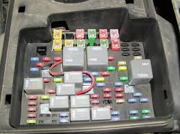 2007 h2 w 7 pin trailer harness brake controller from factory my fuse box originally had a blank red plastic plug filling the fuse spot it resembled the fuse but was just a square piece of plastic