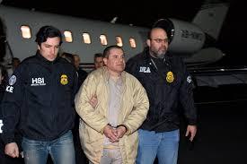 El Chapo, Mexican Drug Kingpin, Is Extradited to U.S. - The New York Times