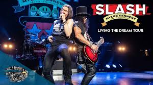 <b>Slash</b> ft Myles Kennedy & The Conspirators - Shadow Life (<b>Living</b> ...