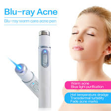 Red Light Therapy Laser Wrinkle Removal Pen Us 10 29 Acne Laser Pen Portable Wrinkle Removal Scar Remover Device Blue Light Therapy Pen Kd 7910 Spider Vein Eraser In Face Skin Care Machine