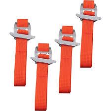 Стропы <b>Mountain Equipment</b> Side Compression Strap (4шт) Magma