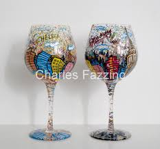 hand painted pop art objects charles