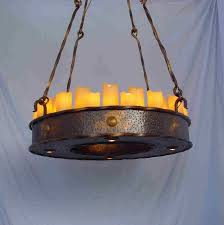 twenty four light chandelier with down lighting shown in tuscan finish