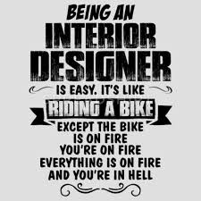 being an interior designer. Perfect Being In Being An Interior Designer