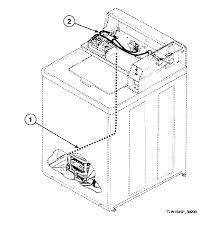 Speed queen washer parts diagram