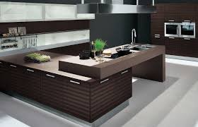 Nice Modern Kitchen Interior Design In Home Renovation Plan With