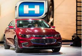 new car launches in 20162016 Chevrolet Malibu Hybrid Starts At 28645
