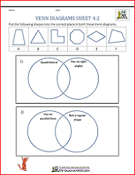 2 circle venn diagram problems venn diagram worksheet 4th grade