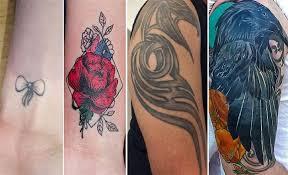 Otřesné Tetování Jako Hřích Mládí Překryjte Ho Lepším A Nebudete