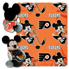 Philadelphia Flyers Bedroom Philadelphia Flyers Nhl Mickey Mouse With From For Die Hard Fans