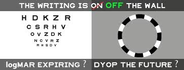 Logmar Snellen Chart Can The Dyop Replace The Traditional Eye Charts Chart2020