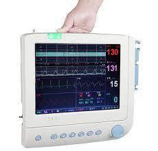 Medical Monitoring 12 1 Inch Maternal Fetal Monitor Ce Iso Fetal Monitor Device Stable Maternal Monitor Device 12 Month Medical Monitoring Patient Monitors Patient