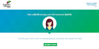 Get Life Insurance Quotes Take a Selfie Get a Life Insurance Quote 53