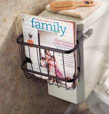 23 Best Bathroom Magazine Rack Ideas To Save Space In 2021